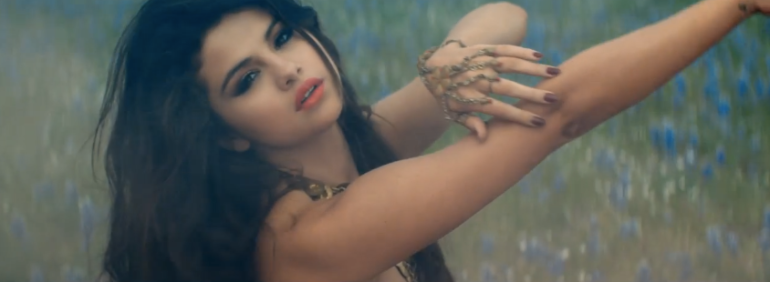 Screenshot from music video